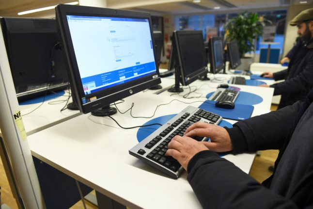 Sweden's labour market shows cracks after years of growth