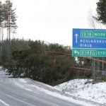 Tens of thousands still without power in Sweden after New Year's storm