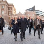 Stefan Löfven's new cabinet: Who's in and who's out?