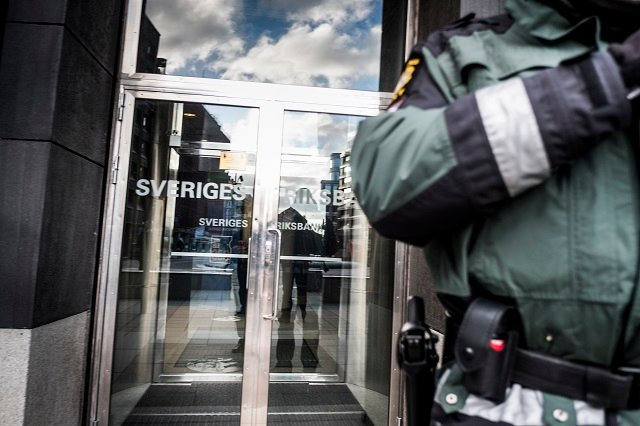 Sweden's national bank warns of e-currency scam