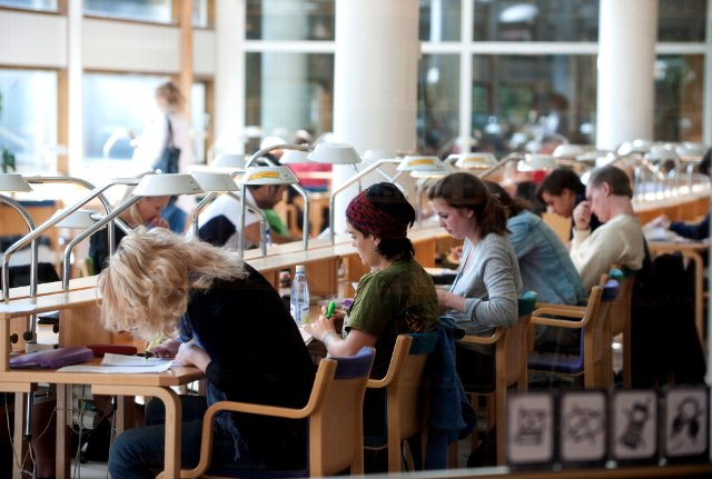 Why international students are flocking to Stockholm