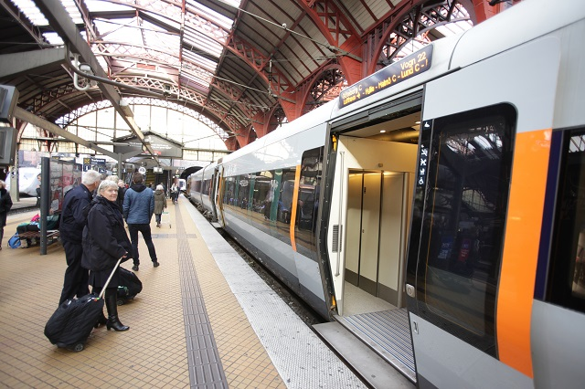 International train travel from Sweden is about to get easier