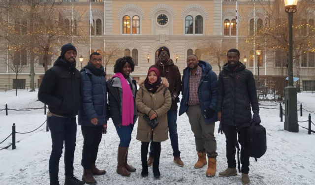 Reflections on the Swedish International Agricultural Network Initiative Meeting