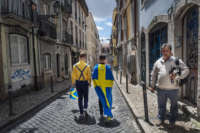 Report reveals what people around the world think of Sweden