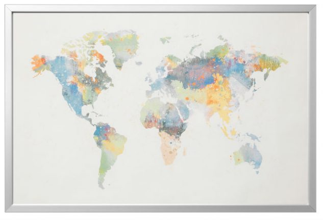 Ooops! Ikea apologizes after leaving New Zealand off map