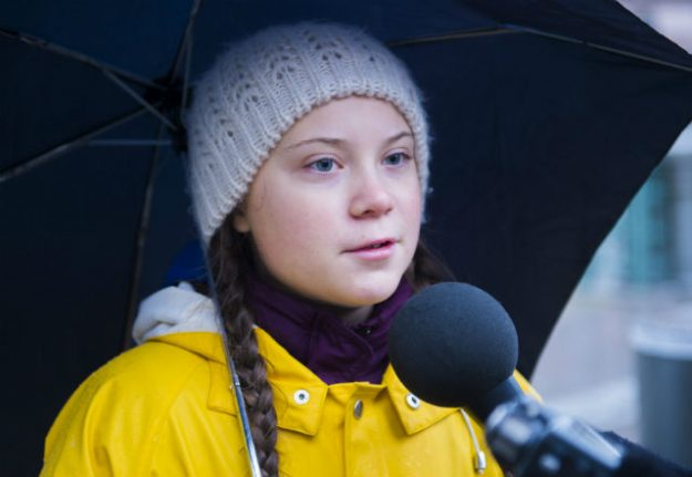 Start-up used teen climate activist to raise millions: Swedish paper