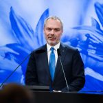 Leader of Sweden's Liberal Party steps down
