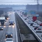 Sweden's road traffic emissions increase after years of steadily falling