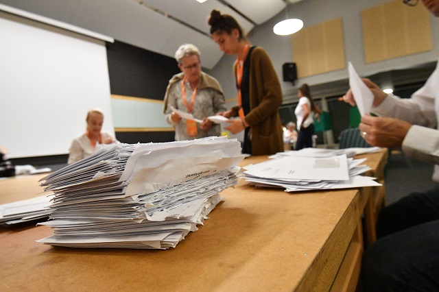 Swedish town to hold re-election after postal mix-up