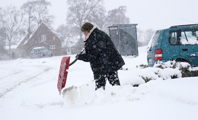 This old Swedish law means you could be responsible for shovelling snow