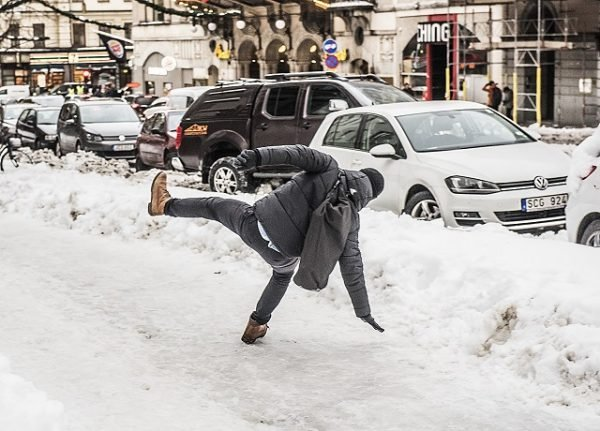 Rising temperatures and slippery roads forecast for Sweden