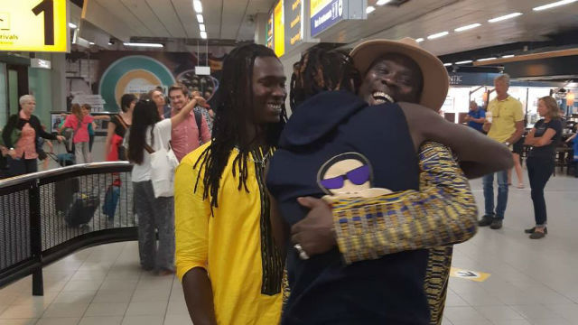 Sweden chartered plane to deport Senegalese tourists