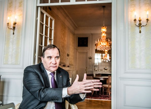 Swedish PM vows sector-wide scrutiny after money laundering allegations