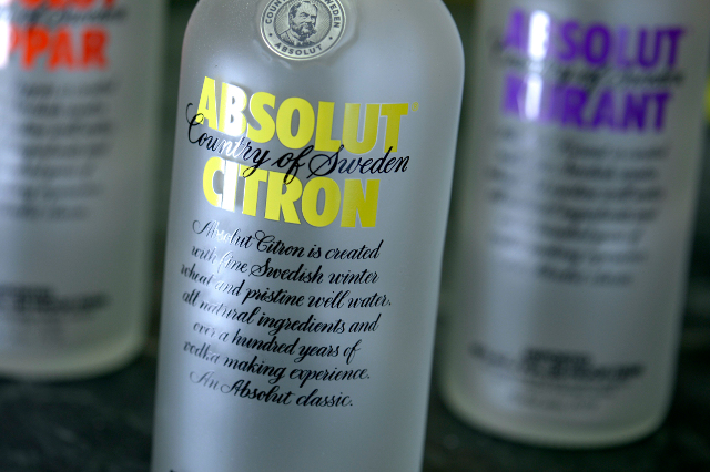 There's one key ingredient missing from your Absolut this year
