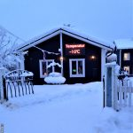 Ten degrees below freezing counts as fairly mild weather this time of the year in Jokkmokk, where temperatures can drop to -40C.Photo: Florence C-Koch