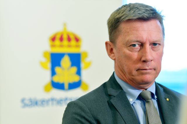 'A xenophobic and radical nationalist current is on the rise in Sweden'