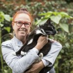 Cats imitate owners' voices, Swedish researcher finds