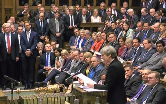 'Time to think about the 5 million in limbo': UK parliament votes to delay Brexit