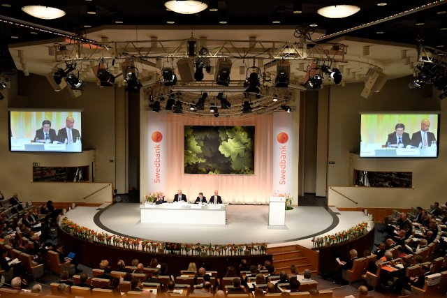 Swedbank money-laundering scandal rumbles on as chairman steps down