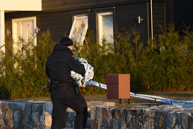 Several people in hospital after incident at villa in south-east Sweden