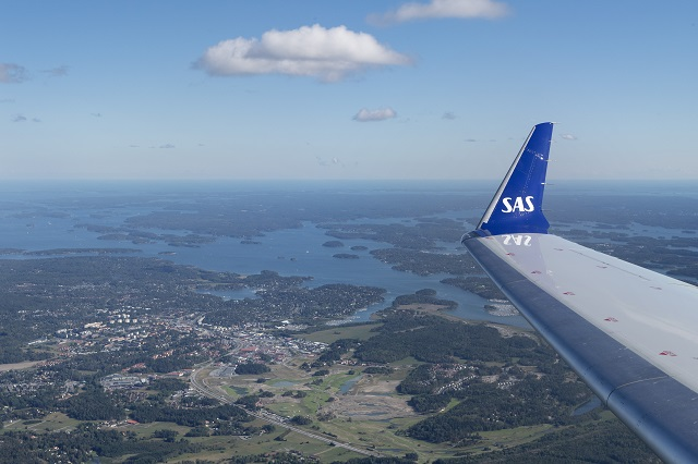 Why people in Sweden are breaking a steady trend and travelling less
