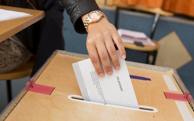 Foreigners in Sweden: How to vote in the EU election