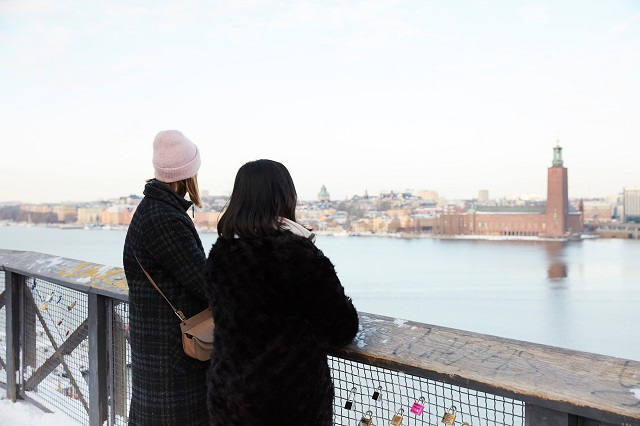 Stockholm's women are more highly educated than men – but paid less: study