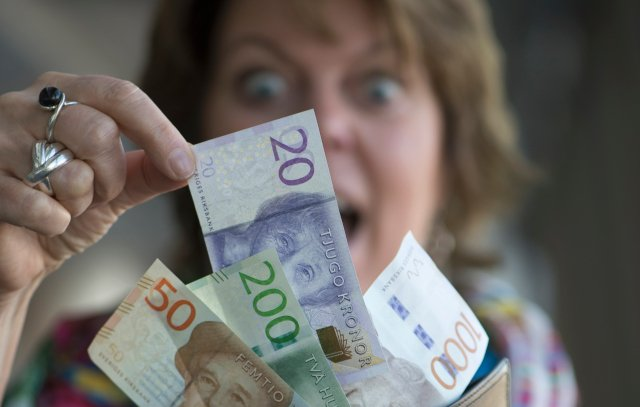 Sweden to hand back 13.7 billion kronor in tax refunds this week