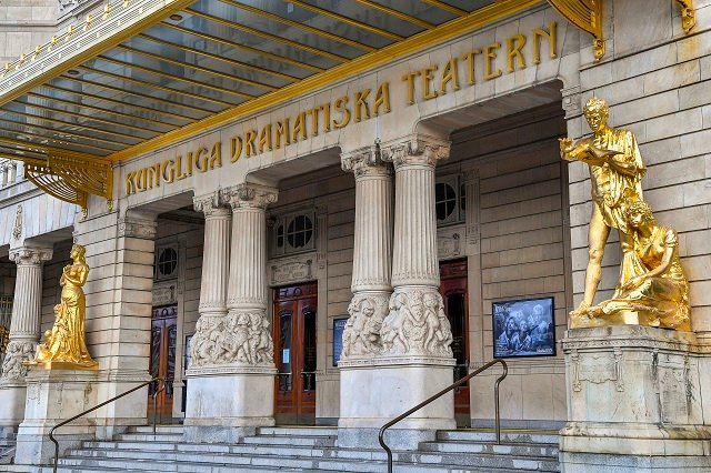 Sweden's national theatre sacks chief over harassment scandal