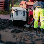 Eight tonnes of human faeces spilled in Swedish town