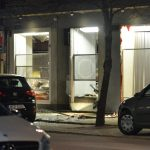 Swedish bomb experts secure shops after overnight explosion