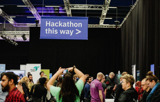 Uppsala NFGL Local Network: 'Why you should attend events like Hack for Sweden'