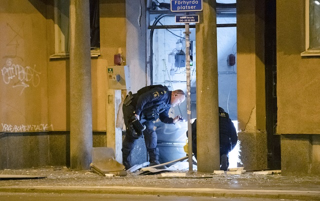 Young girl reported injured after explosion in Malmö