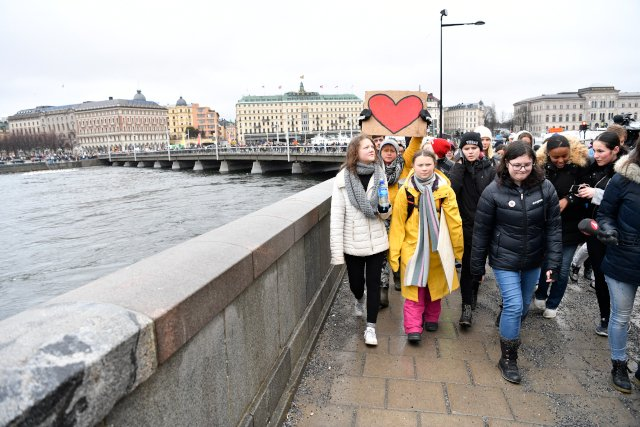 Greta Thunberg: From quiet schoolkid to global climate activist