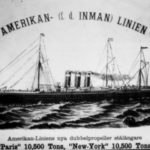 The ships that carried Swedish emigrants to North America