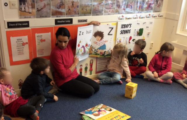 The Stockholm-based international school transforming how children learn languages