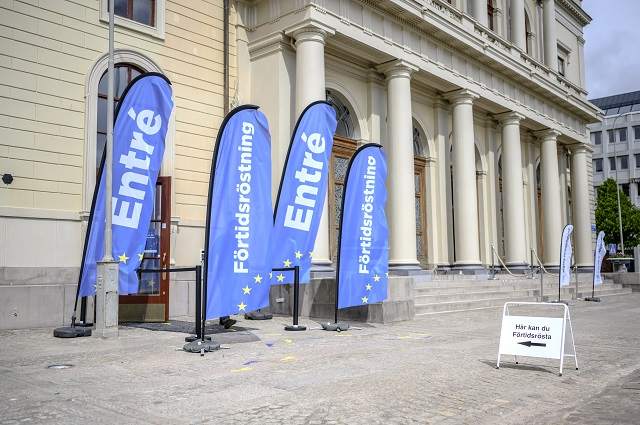 Revealed: How much Sweden's political parties have spent on EU election campaigning