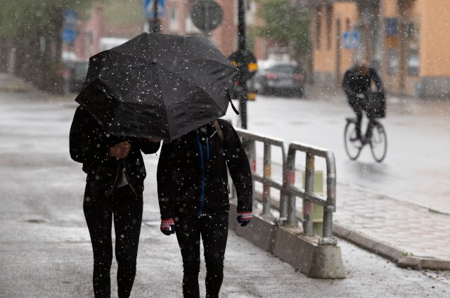 What's happened to summer? Asking for Sweden