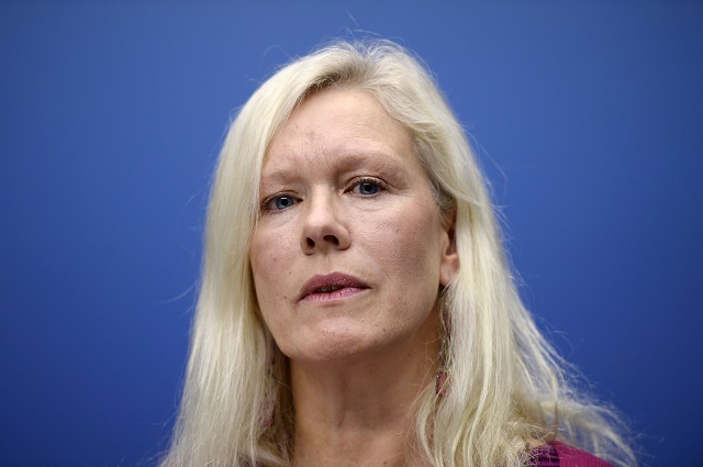 Ex-Swedish ambassador to China suspected of crime over 'secret' meetings about jailed bookseller
