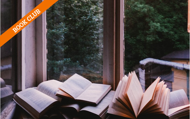 Book Club: Join us at our May event in Stockholm