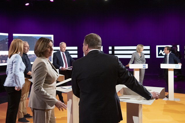 Politics recap: What you need to know about the party leader debate in Sweden