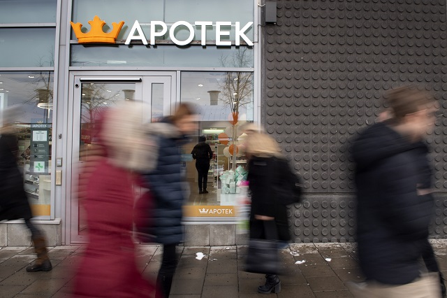 Pharmacies in Sweden run out of contraceptive pill