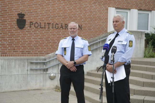 Two Swedes killed in gang-linked Copenhagen shooting identified