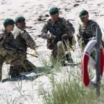 IN PICTURES: British marines retake Sweden from 'foreign power' in military exercise