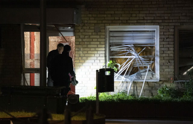 Malmö sees third explosion attack in 24 hours