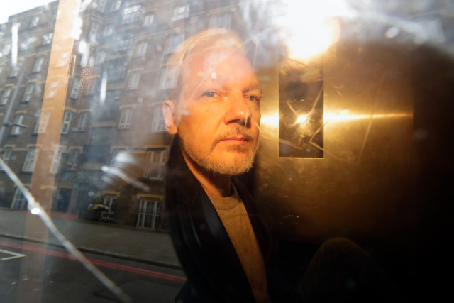 Swedish court to rule on Julian Assange detention request