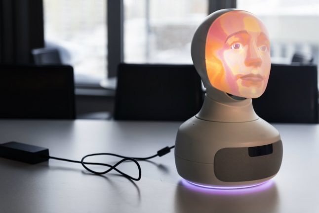 Swedish job candidates to be grilled by robotic interviewer