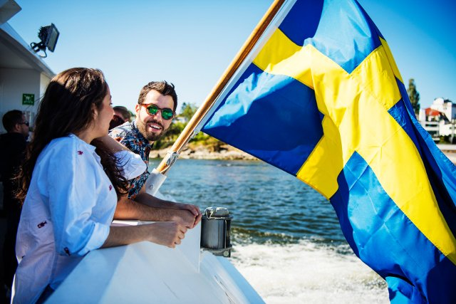 Tell us: What do you love the most about life in Sweden?