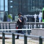 Man shot by police in Malmö detained over weapons threats