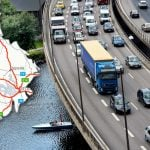 Travel chaos MAP: How to avoid the worst roads at Midsummer